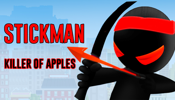 Stickman - Killer of Apples (Steam key/Region free)