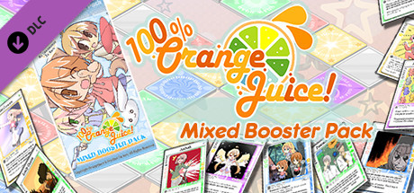 100% Orange Juice - Mixed Booster Pack (Steam key) DLC