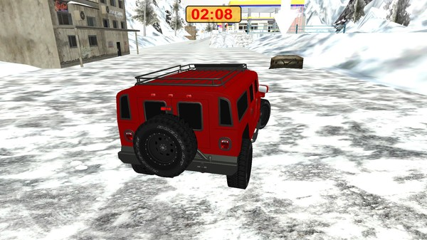 Snow Clearing Driving Simulator (Steam key/Region free)