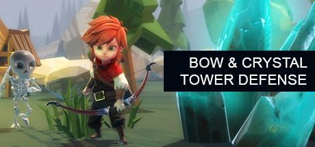 Фотография bow & crystal tower defense (steam key/region free)