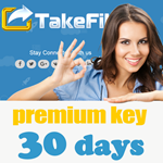 TakeFile.link Premium Key 30 days