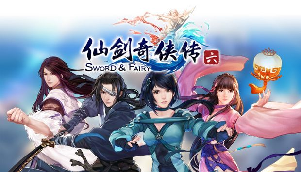 Chinese Paladin:Sword and Fairy 6 Steam Key (Reg Free)