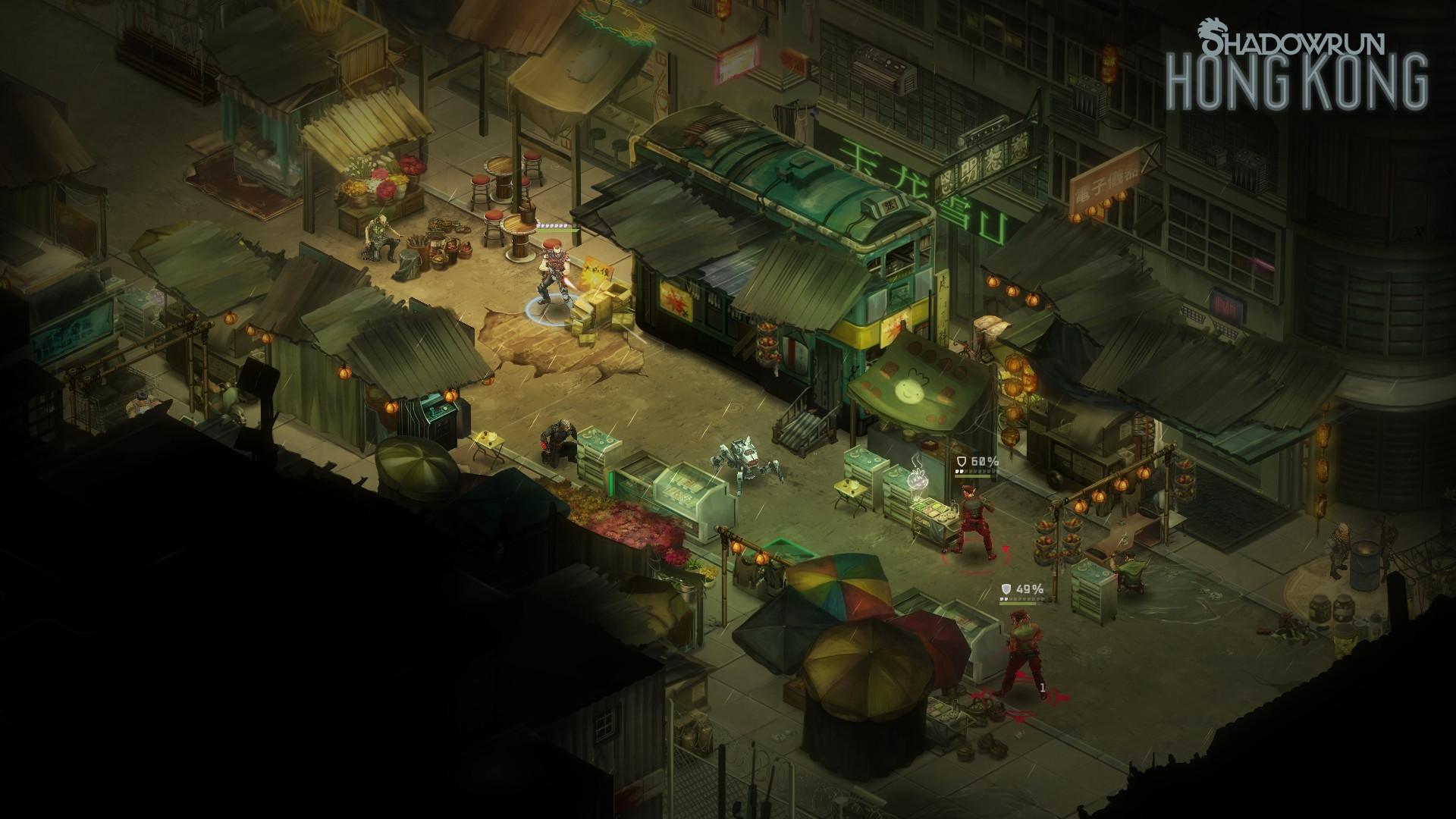 Shadowrun: Hong Kong - Extended Edition Steam Key 2019