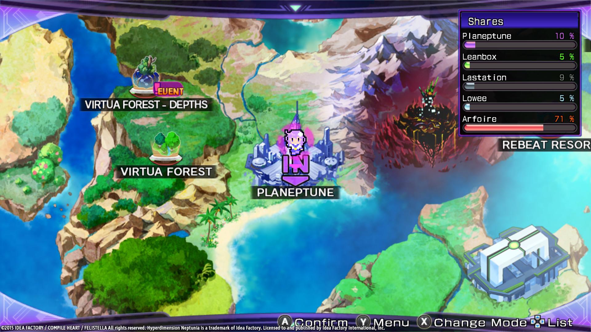 Hyperdimension Neptunia Re;Birth2 + DLC Steam Key 2019