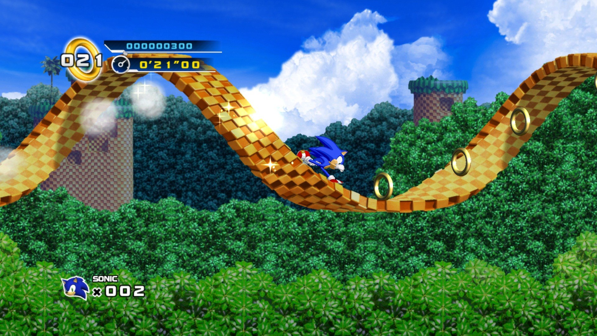 Sonic the Hedgehog 4 - Episode I Steam Key(Region Free)