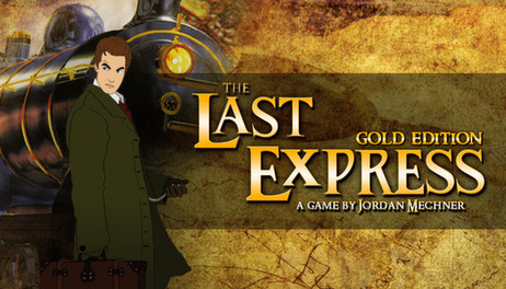 The Last Express Gold Edition Steam Key (Region Free)