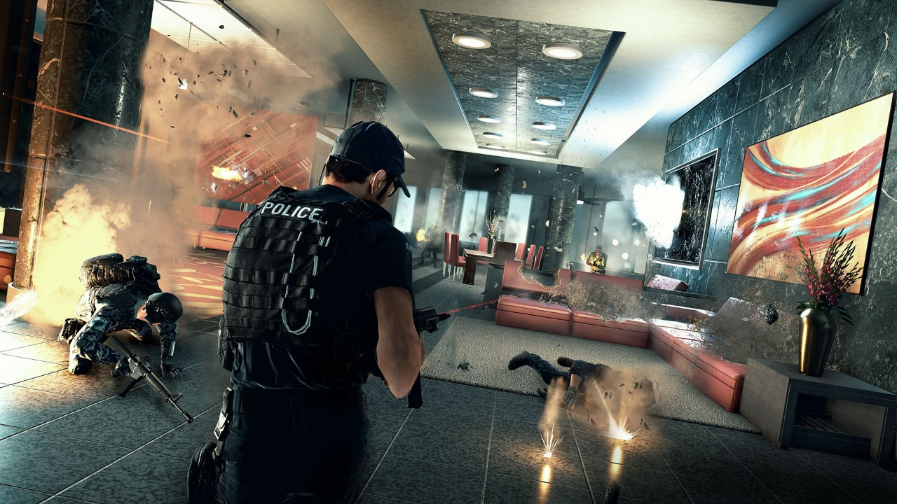 Battlefield Hardline [ ORIGIN | ACCOUNT | WARRANTY]