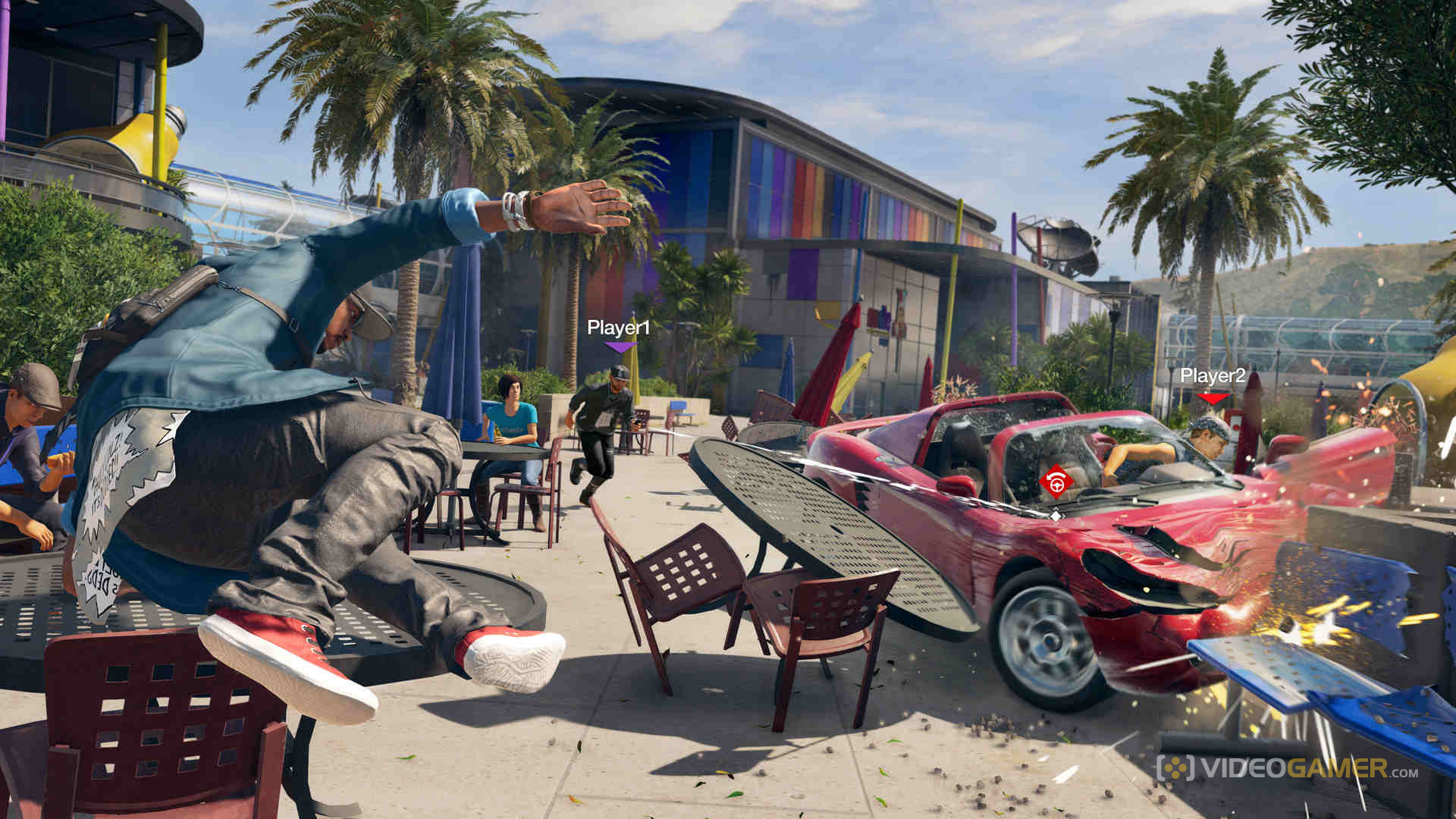 Watch Dogs 2 [ UPLAY | ACCOUNT | WARRANTY] + бонус