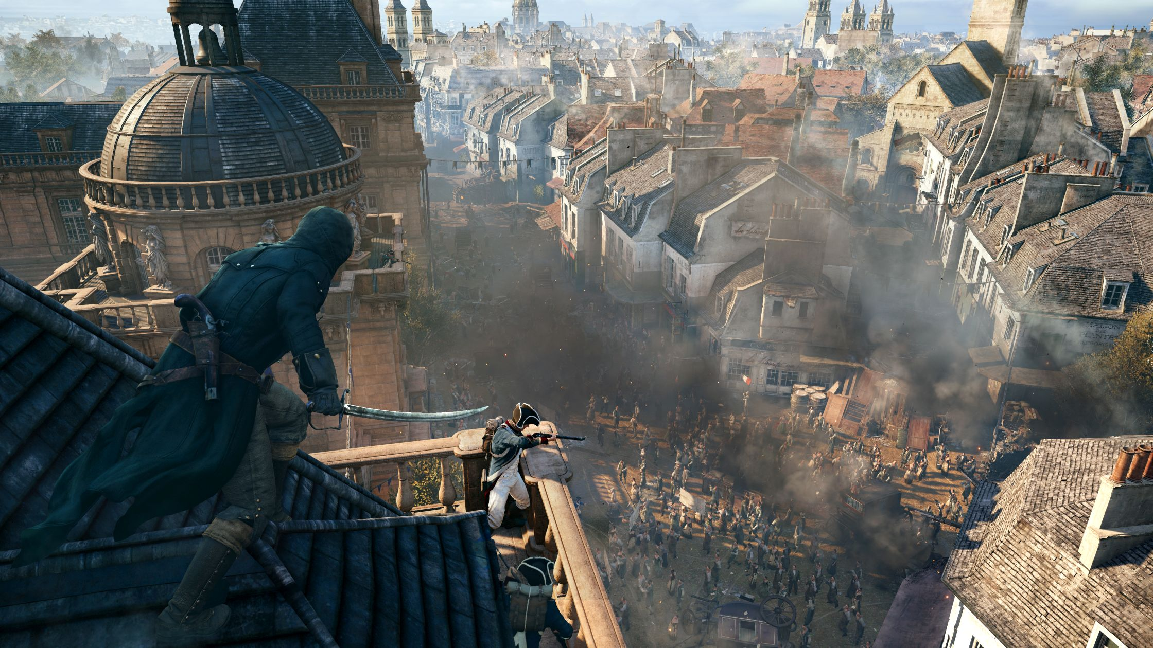 Assassin ́s Creed Unity [ UPLAY | АККАУНТ | ГАРАНТ
