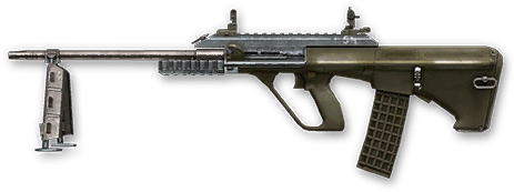 Macro AUG A3 Hbar ULTRA WARFACE 2019