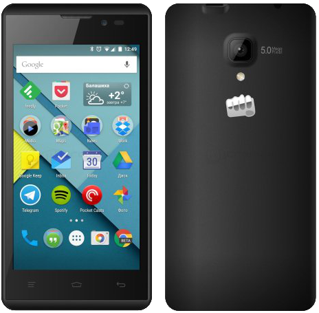 Unlocking the Micromax Bolt D333 code
