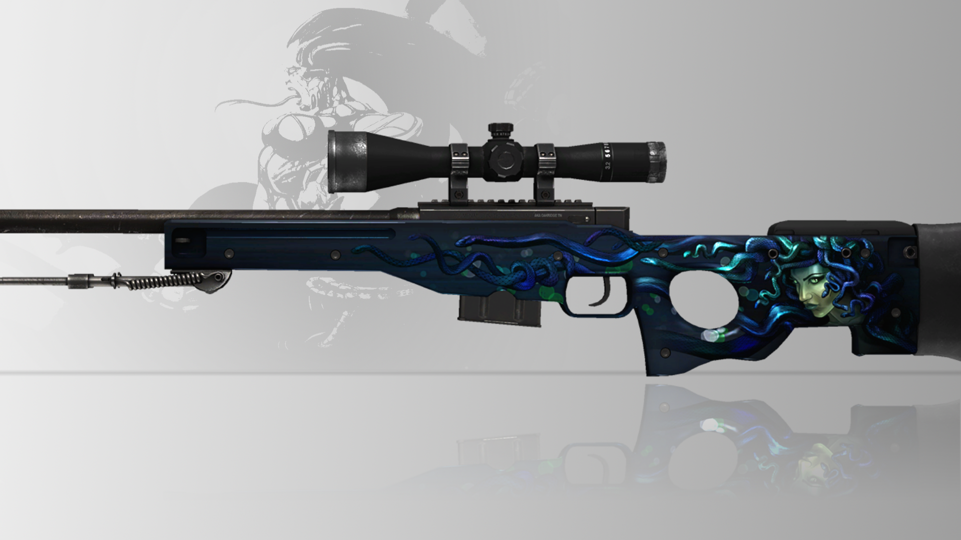 Random weapon AWP CS:GO