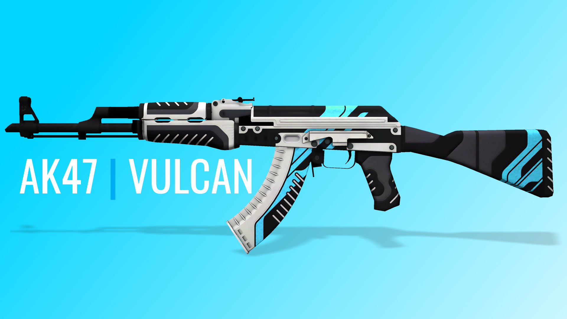 Random weapon AK-47 CS:GO + GIFT