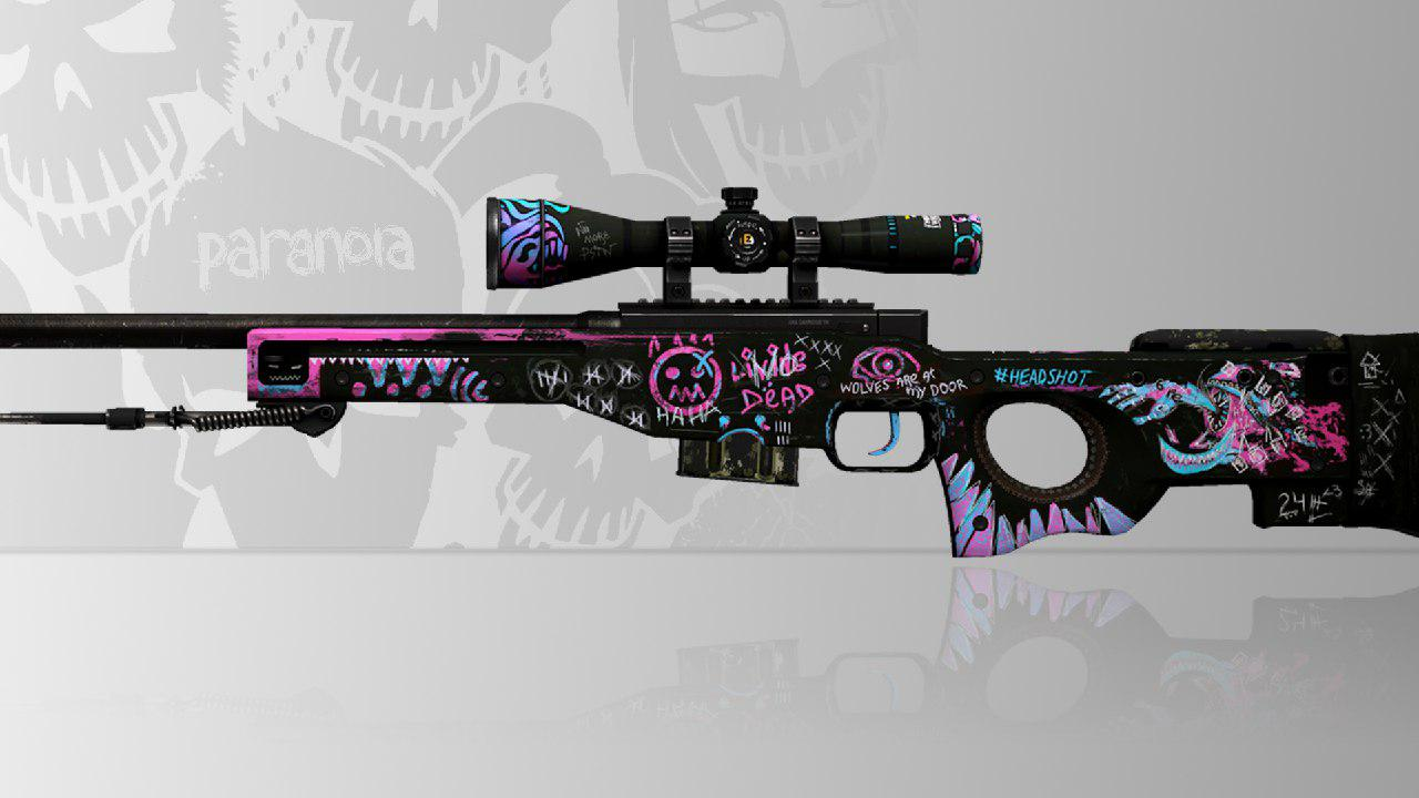 Random weapon AWP CS:GO + GIFT