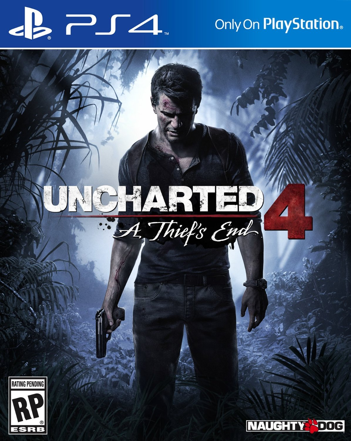 Uncharted 4: Way of Thief (PS4 Europe Edition) СD-KEY