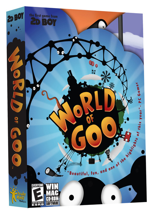 Buy World of Goo - Goo Corporation - SALES HIT