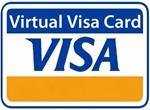 350$ VISA VIRTUAL + Быстрая выписка. ЦЕНА.