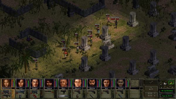 Buy jagged alliance 2: wildfire region free steam key and download.