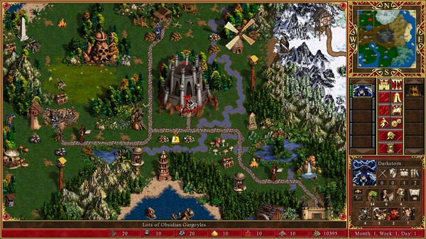 Heroes® of Might & Magic III 3 - HD Edition (STEAM KEY)