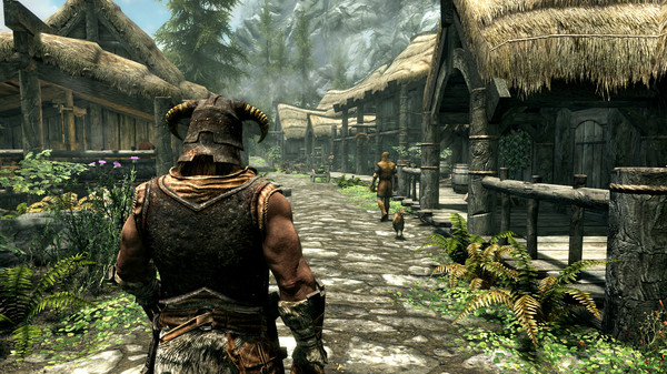 The Elder Scrolls V: Skyrim Special Edition (STEAM KEY)