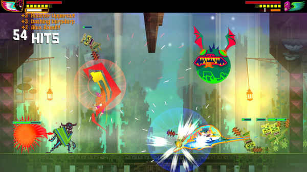 Guacamelee! Super Turbo Championship Edition STEAM KEY