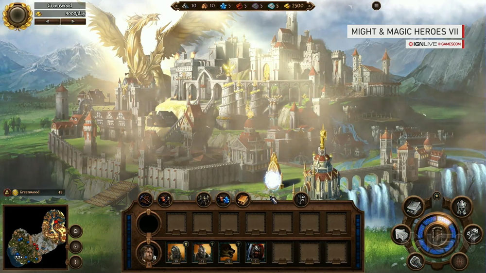 Might & Magic Heroes 7 VII (UPLAY KEY)+BONUS