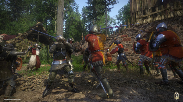 Kingdom Come: Deliverance (STEAM KEY/REGION FREE)+BONUS