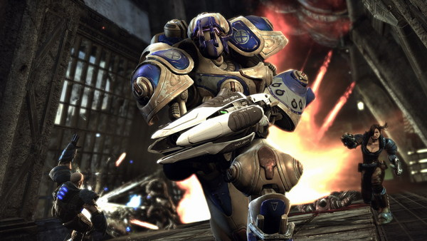 Unreal Tournament 3 Black (STEAM KEY/REGION FREE)+BONUS