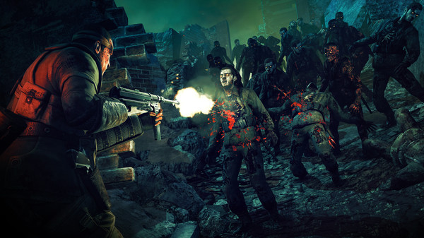 Zombie Army Trilogy (STEAM KEY)+BONUS