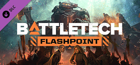 BATTLETECH + Flashpoint + Shadow Hawk Pack STEAM KEY
