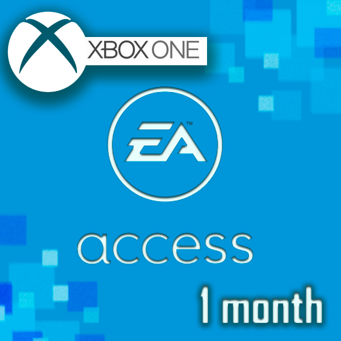 🔷EA ACCESS - 1 MONTH - |XBOX ONE| GLOBAL KEY + BONUS