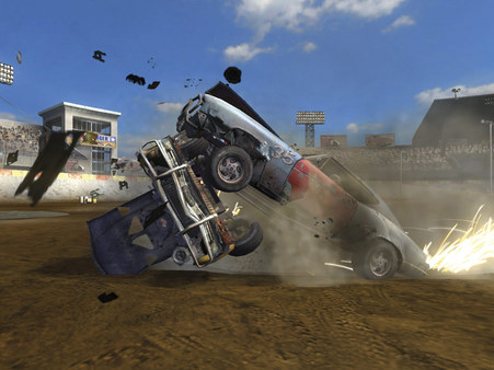 FlatOut 2™ (STEAM KEY/REGION FREE)+BONUS
