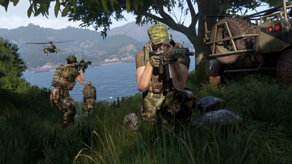Arma 3 Apex (STEAM KEY/REGION FREE)+BONUS