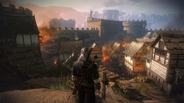 The Witcher 2:Assassins of Kings Enhanced Edition STEAM