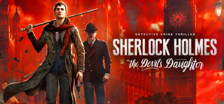 Sherlock Holmes The Devil's Daughter STEAM KEY GLOBAL