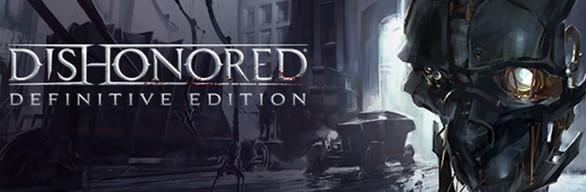 Фотография dishonored - definitive edition (steam key)+bonus