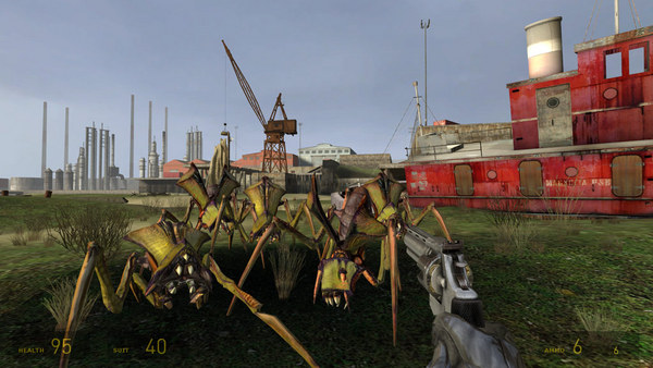 Half-Life 2 (STEAM GIFT/RU+CIS)+BONUS
