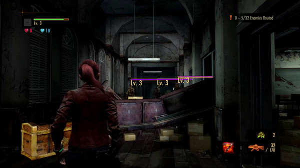 Resident Evil Revelations 2:Episode One: Penal Colony