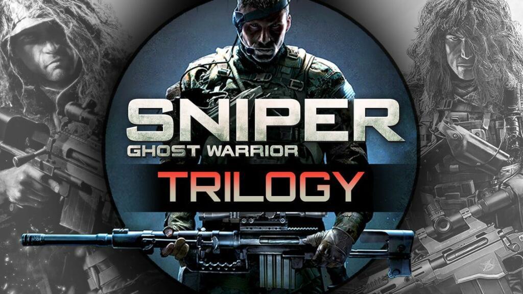 Фотография sniper: ghost warrior trilogy steam key global+bonus