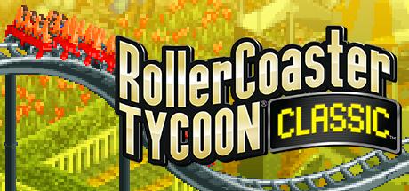 Фотография rollercoaster tycoon® classic (steam key/region free)