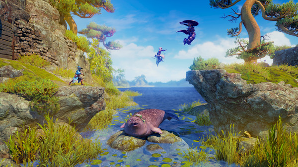 Trine 4: The Nightmare Prince (STEAM KEY)+BONUS