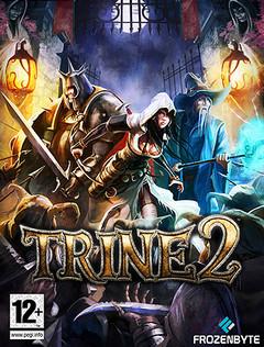 Trine 2 (STEAM KEY)+BONUS