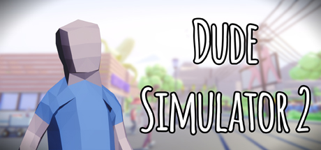 Фотография dude simulator 2 (steam key/region free)