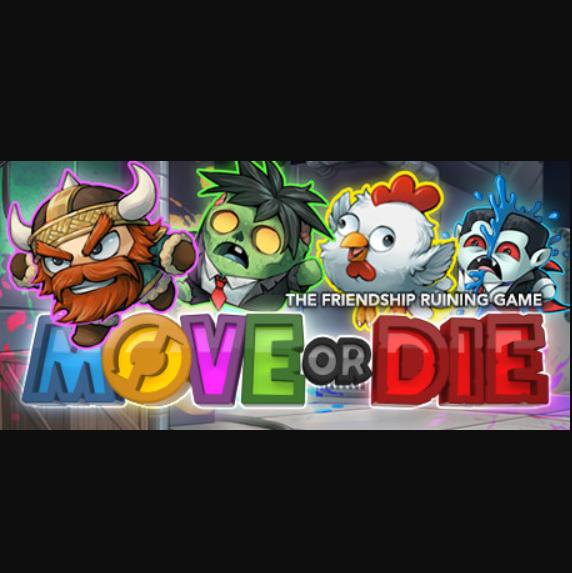 Фотография 🟩 move or die (steam gift ru/cis)+bonus
