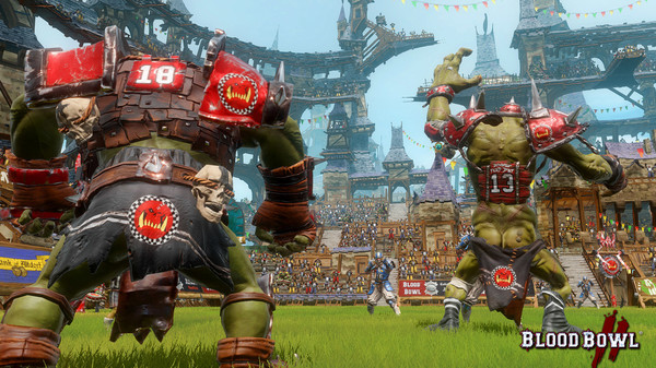 Blood Bowl 2 - Legendary Edition STEAM KEY/GLOBAL+BONUS