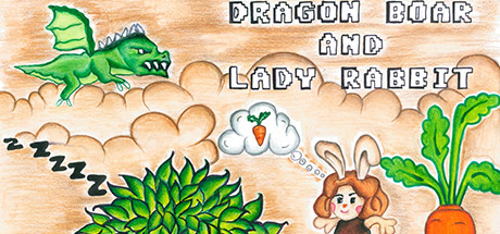 Dragon Boar and Lady Rabbit (STEAM KEY/GLOBAL)