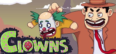 Фотография clowns (steam key/global)