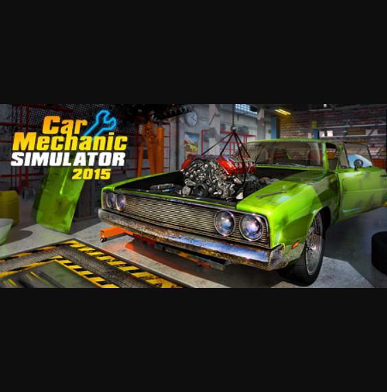 Фотография car mechanic simulator 2015 (steam key/global)+bonus
