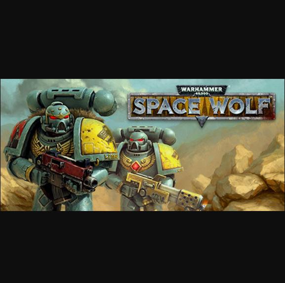 warhammer 40,000: space wolf (steam key/global)+bonus 49 rur