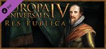 Expansion-Europa Universalis IV 4 Res Publica STEAM KEY